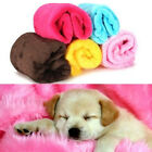 Внешний вид - 38*58CM Pet Blanket Dog Cat Puppy Bed Mat Cover Soft Warm Coral Velvet Sleep Mat