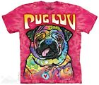 New The Mountain Pug Luv T Shirt