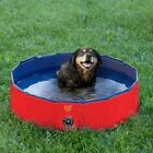 Kiddie Pool Toys for Dogs Pet Bath Outside Foldable Summer Happy Fun Small Large