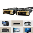 1080P 6ft to 32ft DVI Male to Male DVI-D Single Link 18+1 Pin For Monitor HDTV