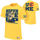 WWE T-Shirt John Cena 10 Years Strong Gold AUF LAGER Original & NEU
