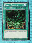 Giant Trunade 5DS3-EN020 Common Yu-Gi-Oh Card Mint 1st Edition New