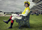 FRANKIE DETTORI 16 (JOCKEY HORSE RACING) PHOTO PRINT