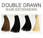 "16"" 18"" 20"" 22"" 24"" 1 GRAM/1G Micro Ring Easy Loop Human Hair Extensions"