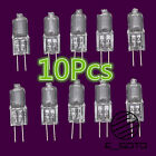 10PCS G4 12V Warm White Tungsten Halogen Bulb Super Brightness Foot thick 1.