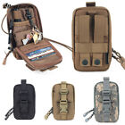 ROGISI Tactical Outdoor Molle Belt Cell Phone Pouch Bag Case for iPhone6 Plus 6S