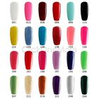 12 X ShineGel Multi-Color UV/LED Soak Off Gel Polish 10ml for Manicure Nail Art