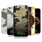 OFFICIAL HBO GAME OF THRONES KEY ART SOFT GEL CASE FOR APPLE iPHONE PHONES