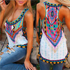 Fashion Women Casual Summer Vest Top Sleeveless Shirt Blouse Tank Top T-Shirt