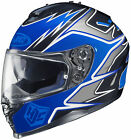 HJC IS-17 2014 Intake Helmet Blue