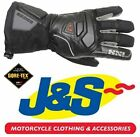 IXS ARCTIC BLAZE GLOVES GORE-TEX WATERPROOF WINTER TOURING MOTORCYCLE BLACK J&S