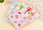 New Home Decor Wall Socket Dust Cover Charge Pocket Switch Stickers Fabric Bag