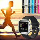 Replacement Silicone Rubber Wrist Bracelet Sport Band Strap for Fitbit Blaze New