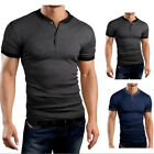 2016 Men's Luxury Slim Fashion Short Sleeve T-shirts Casual POLO Shirt Tops