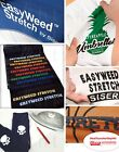 Siser EasyWeed Stretch Iron On Heat Transfer Vinyl 15 Inch Roll *FREE SHIPPING*