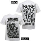 Authentic INGESTED Band Reaper T-Shirt S M L XL 2XL 3XL NEW