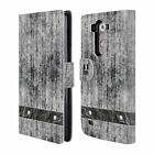 HEAD CASE DESIGNS INDUSTRIAL TEXTURES LEATHER BOOK WALLET CASE FOR LG G3 S BEAT