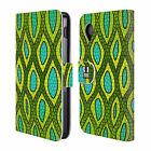 HEAD CASE DESIGNS MAD PRINT 2 LEATHER BOOK WALLET CASE COVER FOR LG NEXUS 5