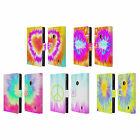HEAD CASE DESIGNS TIE DYED S2 LEATHER BOOK WALLET CASE FOR NOKIA LUMIA 520 / 525