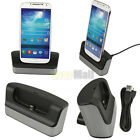For Samsung Galaxy S7 S7 Edge Stand Cradle Desktop Data Charger Charging Dock