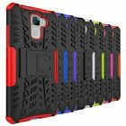 For Huawei Honor 7 Case Shockproof Hybrid Dual Layer Armor Stand Phone Cover