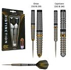Target Distinction Pixel Grip 90% Tungsten Steel Tip Darts - Capricorn or Orion