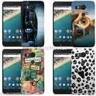 Silicone Gel Case Cover Skin For LG Nexus 5x Google Mobile Phone