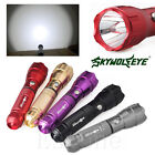 Wolf 4000 Lumens Flashlight Torch 3 Modes XPE LED 18650 Lamp Light 5 Colour