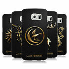 OFFICIAL HBO GAME OF THRONES EMBOSSED SIGILS HARD BACK CASE FOR SAMSUNG PHONES 1