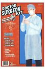 DOCTOR SURGEON KIT ADULT Costume Halloween Cosplay Fancy Dress M15