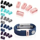 5-10pcs Security Band Clasp Ring Loop Fastener For Fitbit ALTA