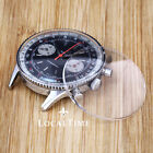 NEW Low Domed Plexi Glass for BREITLING Chronomat Ref. 769 Chronograph Watches