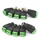 5pcs Power Supply Plug New Tools Plugs Connector for 5050 3528 LED Strip Light h