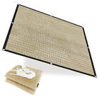 Alion Home© 50% UV Sun Block Garden & Plant Shade Panel Netting - Green Or Beige