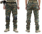 Tactical Military BDU Pants Army Combat Trousers Gen2 with Knee Pads S-XXL