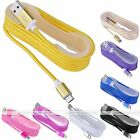 1.5M Micro USB Data Sync Cable Fast Charger Cord For Samsung HTC LG Android