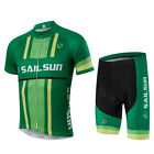 Pro Racing Cycling Jersey Short Sleeve Bike Clothing Breathable Bicycle Clothes