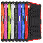 Heavy Duty Tough Shockproof Hard Stand Case for Sony Xperia Z5 E6633 E6683 E6603