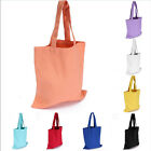 Fashion Women Girl Canvas Shopping Handbag Shoulder Tote Shopper Beach Bag New
