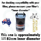 2 x 5 Stage Water Filter Mineral Carbon Replacement Cartridge Purifier Ceramic 8