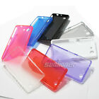 Gel Silicone TPU Skin Case Cover for SONY Xperia Z3 Compact, Z3 mini,D5803 D5833