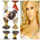 16''-20'' 0.5g/s Micro Bead Nano Ring Double Drawn Remy Human hair Extensions
