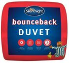 Silentnight Bounceback Duvet / Quilt - 10.5 Tog - Single Double or King Size