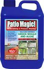 Patio Magic Liquid Concentrate Mould, Algae and Moss Killer - 2.5L or 5L