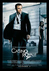 Home Wall Print - Vintage Movie Poster - JAMES BOND CASINO ROYALE  - A4,A3,A2,A1 £15.99 GBP on eBay