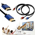 1.5m/4.92ft High Speed Slim HDMI Cable For 3D DVD PS3 HDTV XBOX LCD HD TV 1080P