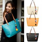 Fashion Women PU Leather Handbag Shoulder Bag Tote Purse Messenger Bags Hobo Z88