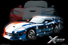 Dodge Viper / Extreme Machines #2 Car Poster :>)