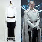 Rogue One:A Star Wars Story Top Director Krennic Cosplay Costume Officer Uniform $183.05 AUD