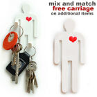 White man flexible magnetic hook. Hang tea towels, keys. New kitchen